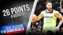 Derrick Rose Full Highlights 2018.12.01 Twolves vs Celtics - 26 Pts, 4 Assists! | FreeDawkins