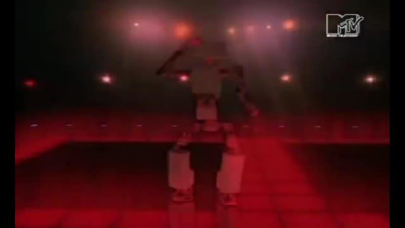 MTV Dancing Robot DJ Aphrodite Bomber Style