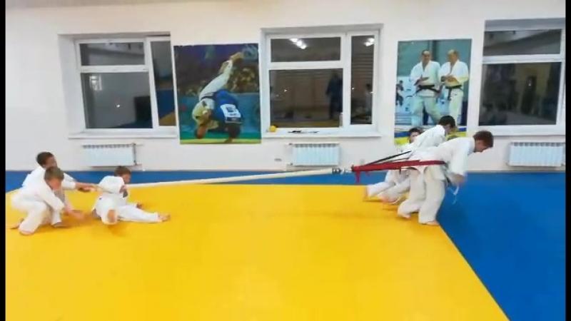 Упражнение Упряжка-2 (тренировка от 28.09.18 г.)