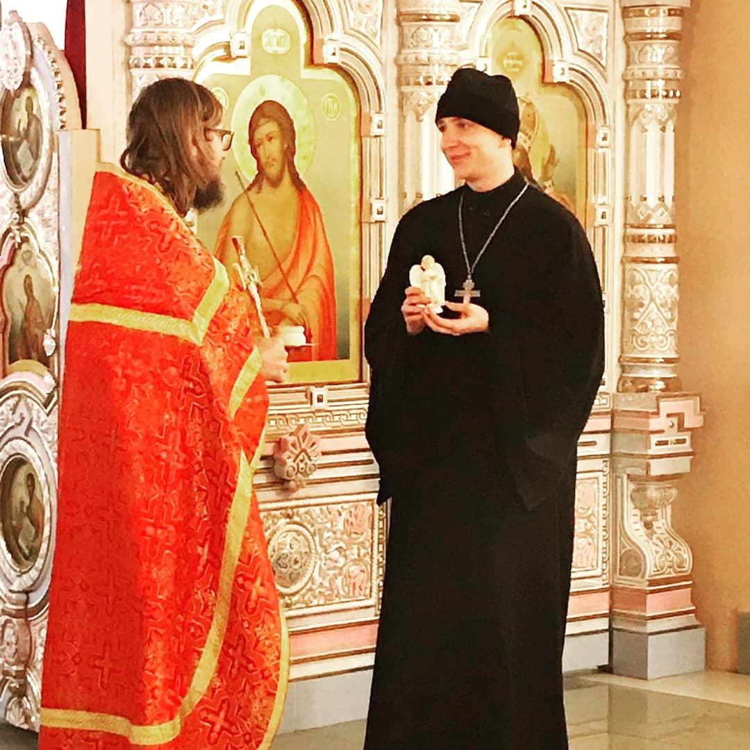 иеромонах Фаддей
