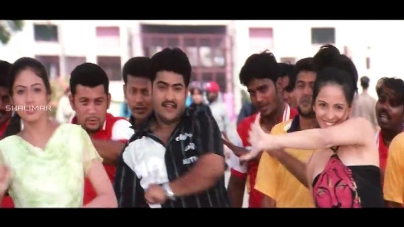 Naaga Movie Video Songs __ Anakapalli Centerlo Ki Video __ Jr.NTR ,