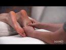 No spa needed Learn how to give your loved one a relaxing foot massage.