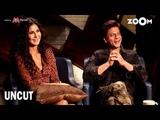 Zero Shah Rukh Khan &amp Katrina Kaif Full Interview UNCUT Zoom Weekend Show