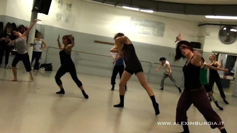 Marco Mengoni L'Essenziale Choreography by Alex Imburgia I A L S Class combination