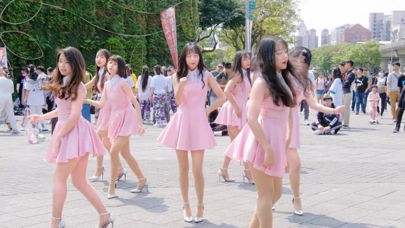 Holiday │莊敬高職🎵少女時代 Girls Generation 소녀시대 🇹🇼 高中職博覽會[KPOP][DANCECOVER]🌞😎