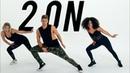 2 On - Tinashe | Caleb Marshall | Dance Workout
