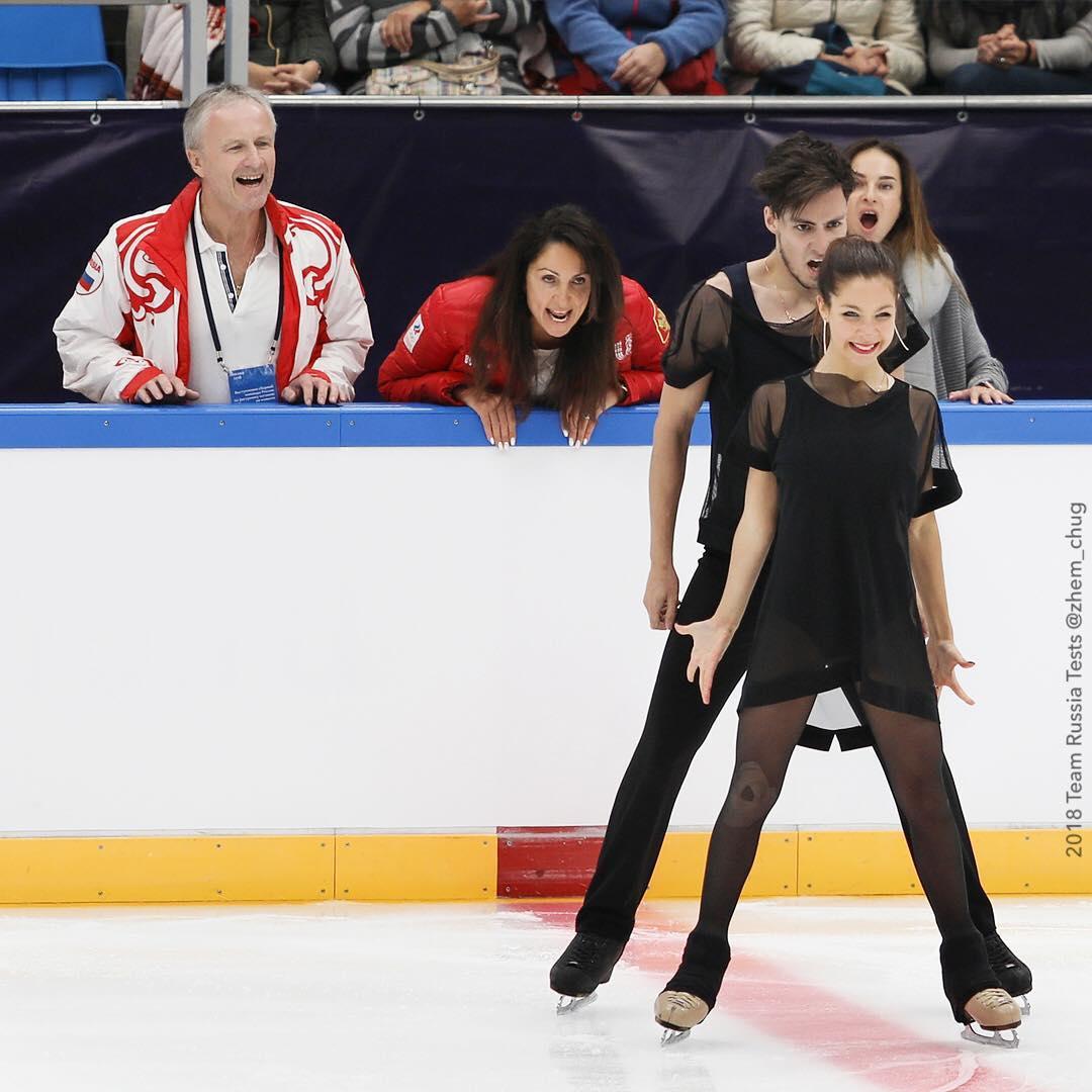 Анастасия Шпилевая - Григорий Смирнов/ танцы на льду - Страница 11 EQnkTzAhqT0