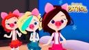 Fantasy Patrol All episodes collection 4 6 Little Witches cartoon movies Moolt Kids Toons