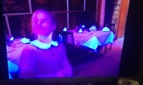 OMG! Cute little girl dancing to the Rammstein music!