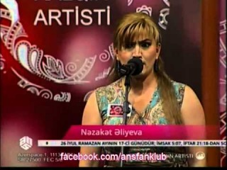 Xalqın Artisti 25.07.2013 / Tam veriliş (ANS-Fan Klub)