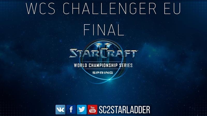 2019 WCS Spring Challenger EU Final: Serral Z vs ShoWTimE P