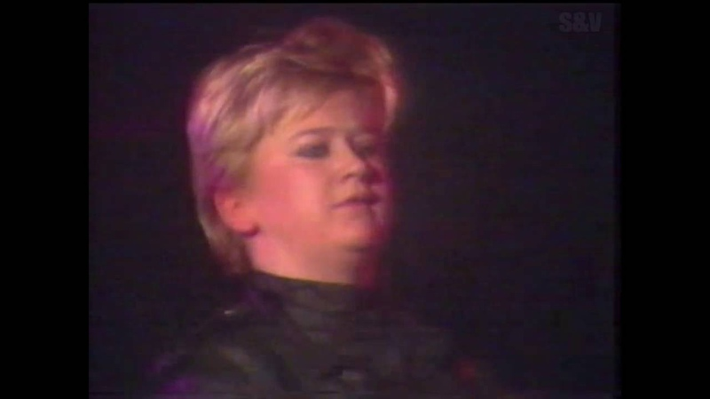 Anne Clark - Our Darkness (HD music video 1984)