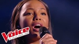 Jackson Five - Who's Lovin You Julie Menet The Voice France 2017 Blind Audition