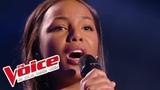 Jackson Five - Who's Lovin You Julie Menet The Voice France 2017 Blind Audition