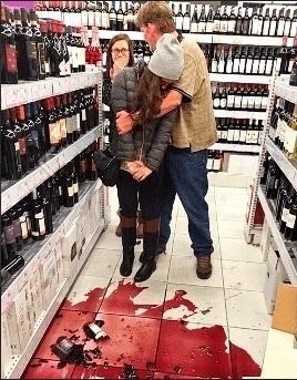 Если вы, придя в магазин за покупками, по нелепой случайности, проходя мимо полок со