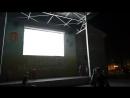 ДеньМеталлостроя87 - А в летнем кинотеатре в Металлострое показывают кино 15.09.18