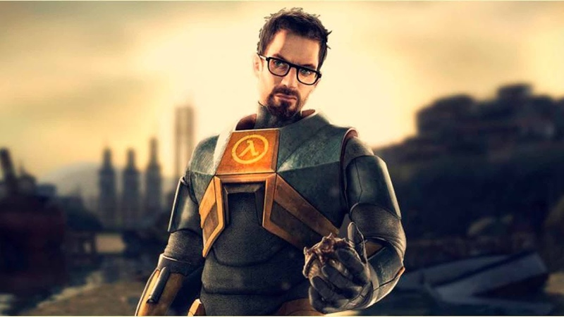 Half-Life 2 - играем в ШЕДЕВР НА ВЕКА - стрим Ник и Китай
