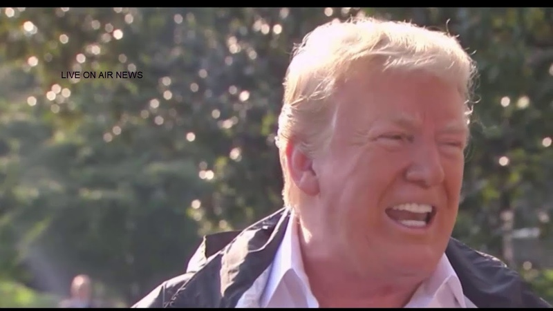 President Trump Holds Press Conference on Kavanaugh Christine Ford 91918