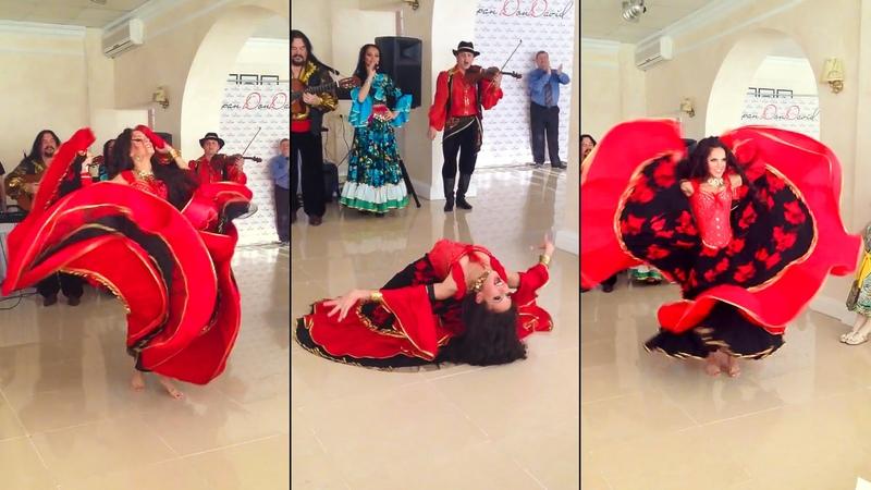 Цыганский танец Цыгане на праздник Цыгане на свадьбу цыганский ансамбль