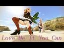 艦これMMD Love Me If You Can つみ式 由良改二 野 4k UHD 2160p,60fps