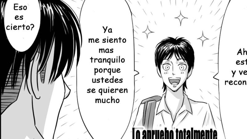 Especial Malos Entendidos Levi x Mikasa