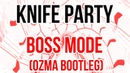 Audiosurf Knife Party - Boss Mode Ozma Bootleg