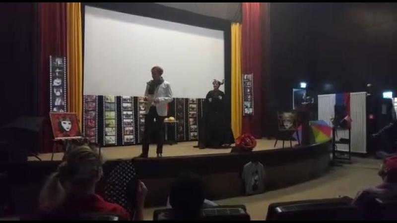 церемония награждения Апогейфест 2018 спектакль Фактория