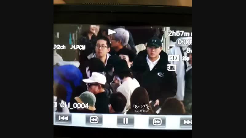 181214 ICN 인천공항 프리뷰4 - - 혁재 스카프 만지작 - - 은혁 Eunhyuk 동해 Donghae DnE Eunhae.mp4
