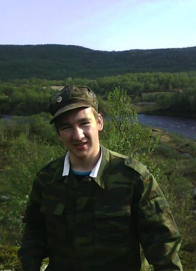 Евгений Ерёменко, 11 апреля , Мурманск, id146571643