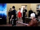 1-й Чемпионат Украины по жиму лежа UPA, Гайдученко Людмила, -155кг.
