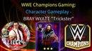 WWE Champions 🎥 Bray Wyatt Trickster 3 STAR GOLD Gameplay Video
