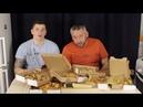 Доставка Papa Johns. Обзор закусок. Сырные палочки, роллы, попперсы и д.р. Розыгрыш ножа Mora