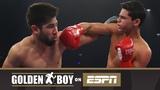 Golden Boy On ESPN Ryan Garcia vs Fernando Vargas (FULL FIGHT)