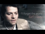 I'll forget the world that I knew... destiel