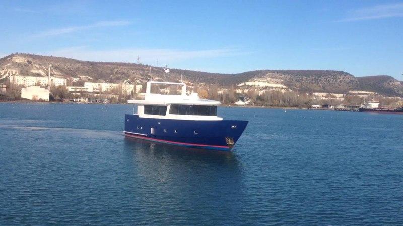 Motor yacht POPILOV1999