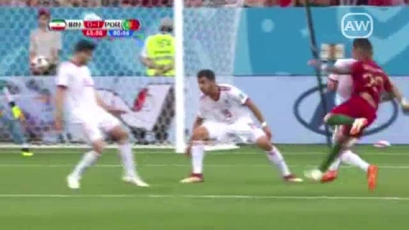 Portugal 1-1 Irán - Grupo B - Fecha 3 - Mundial Rusia 2018