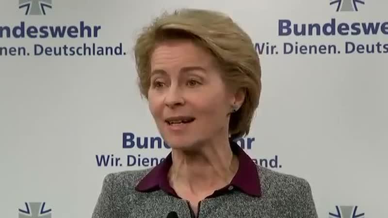 Verteidigungsministerin sieht Bundeswehr auf richtigem Weg