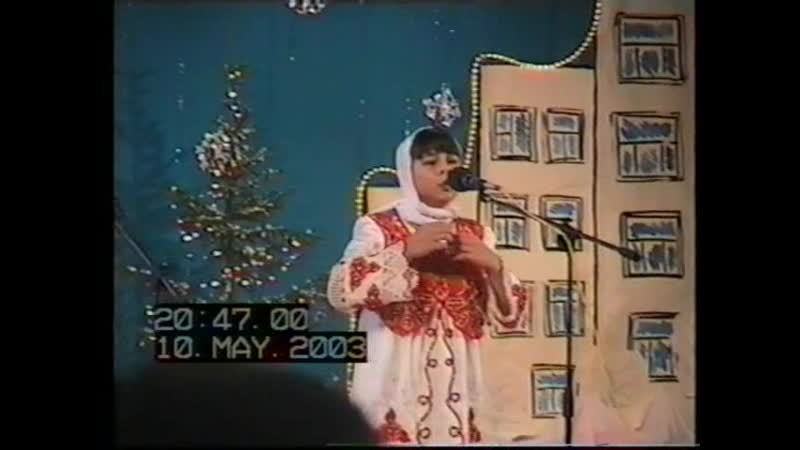 Югорские роднички 2003