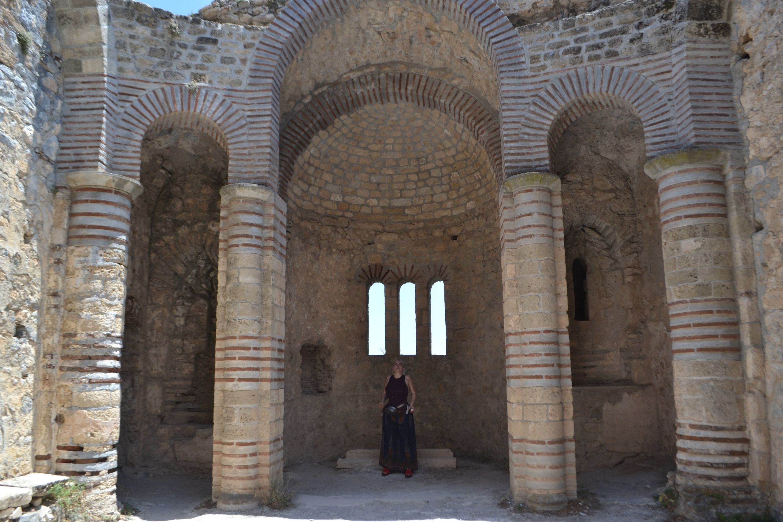 Северный Кипр. Замок Святого Иллариона. (фото). - Страница 2 LhtOINRoXq0