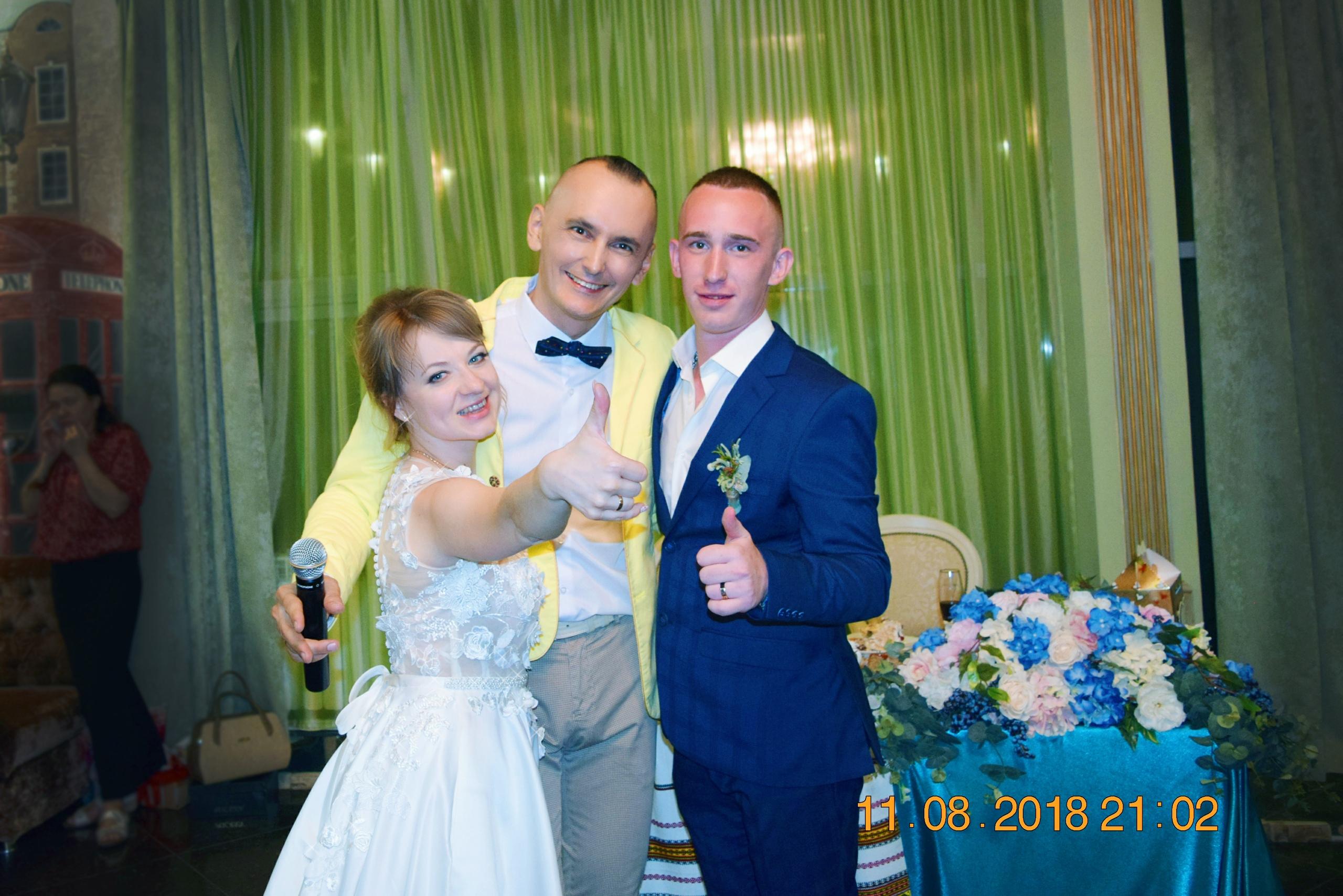 fkp9pQphTHY - Свадьба Дениса и Настасии