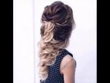 Видео по прямой греческой косе