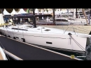 2019 Grand Soleil 48 Race - Deck and Interior Walkaround - Debut at 2018 Cannes Yachting Festival