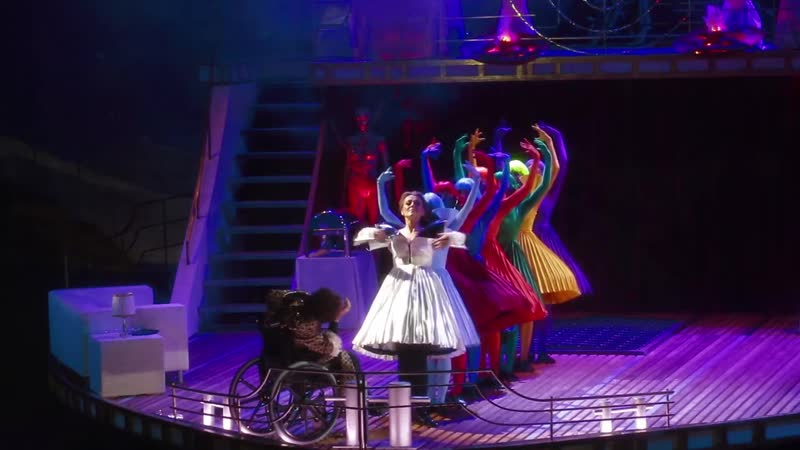 Саломея Танец семи покрывал Большой театр Беларуси Октябрь 2018