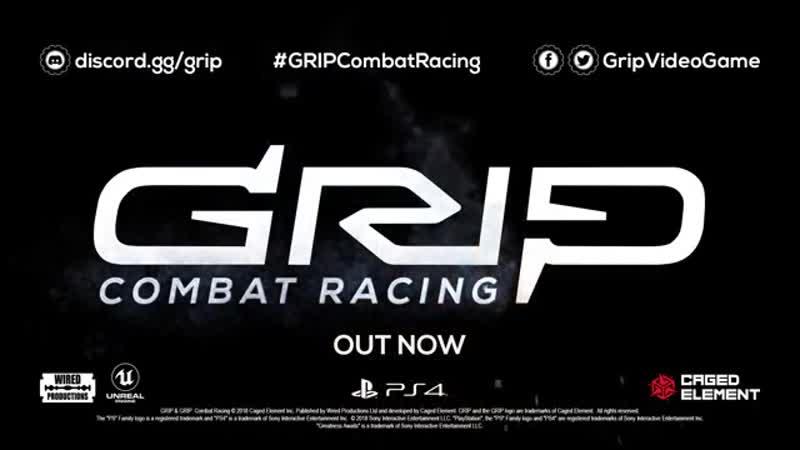 GRIP Combat Racing 2019 г