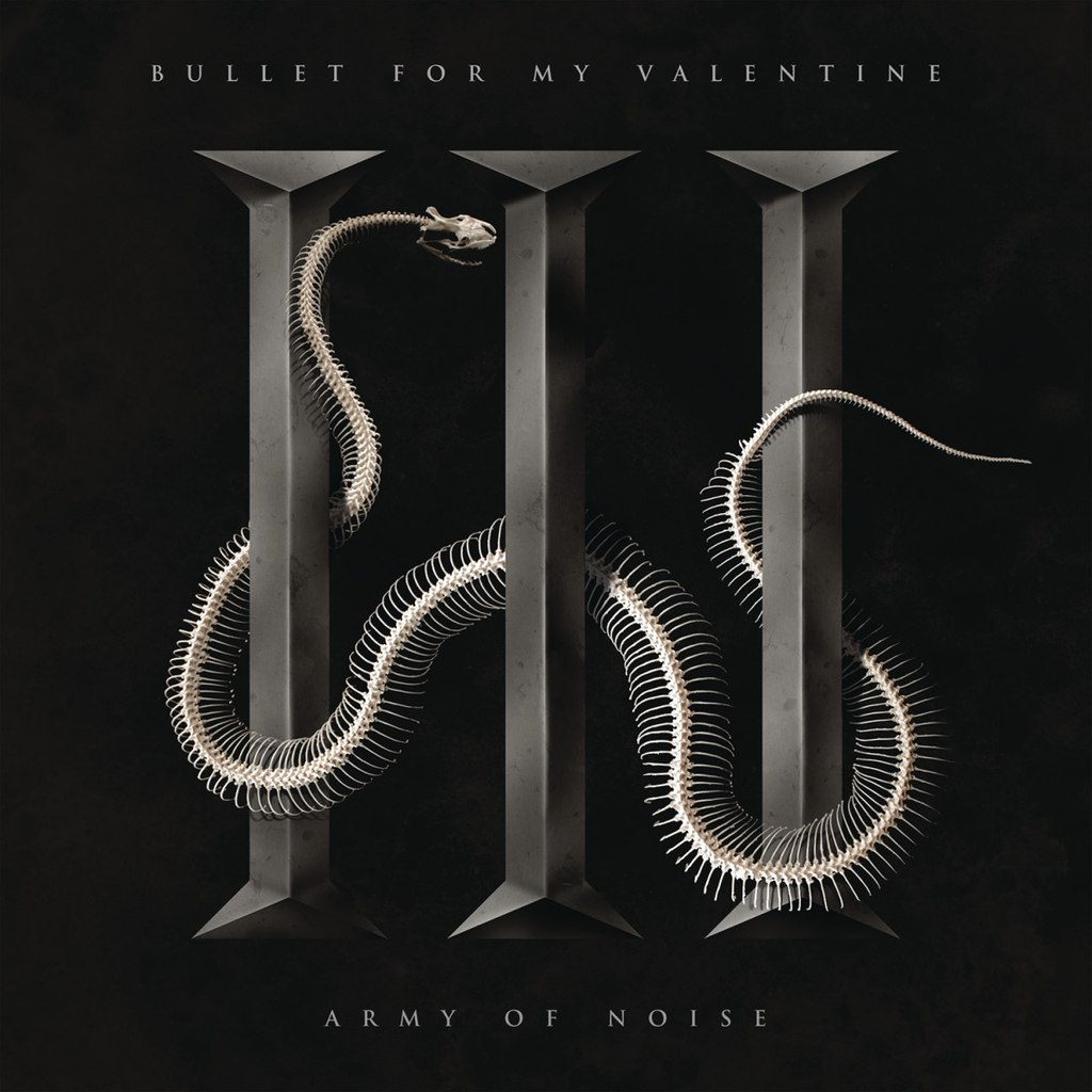 Bullet For My Valentine - Army Of Noise (Single) (2015)