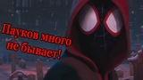 Человек-паук Через вселенные  отличный мультфильм!