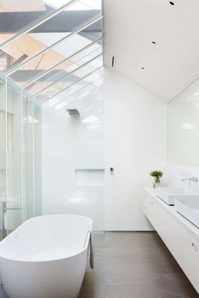 10 открытых ванн
