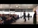 Пятый день семинара Тони Роббинса / Выступление Гила Петерсила