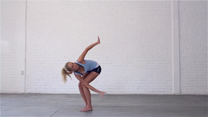 Abi Carver Yoga 15 Chair Sequence