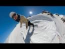 Роза Хутор в объективе новой GoPro Fusion 360 градусное видео